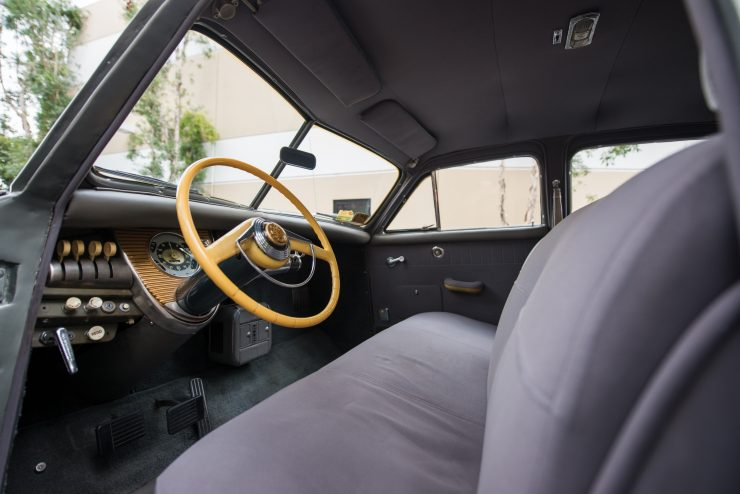 tucker 48 car 13 740x494 - Preston Tucker's Own Personal Tucker 48