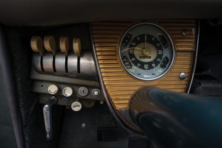 tucker 48 car 30 740x494 - Preston Tucker's Own Personal Tucker 48