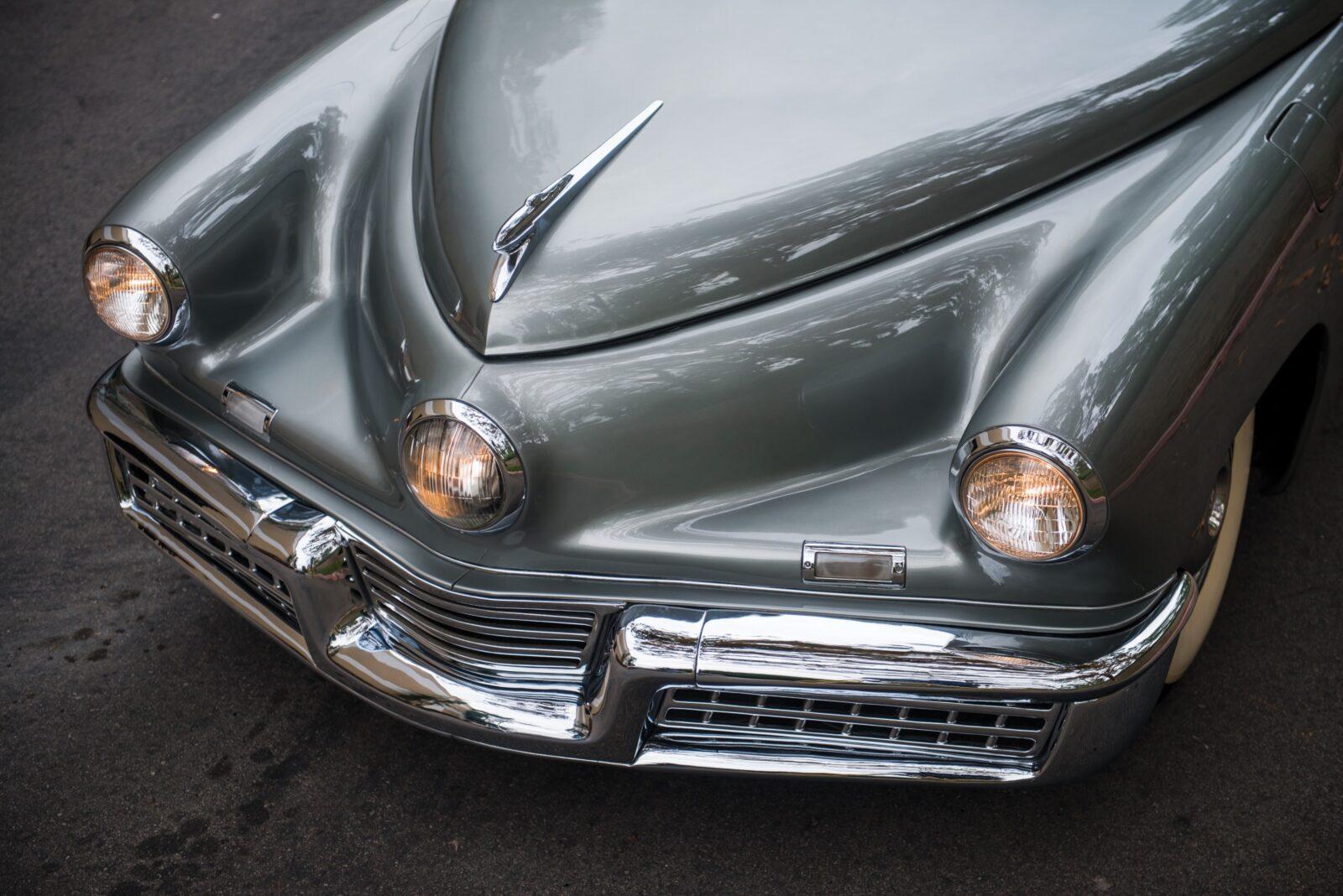 tucker 48 car 7 1600x1068 - Preston Tucker's Own Personal Tucker 48