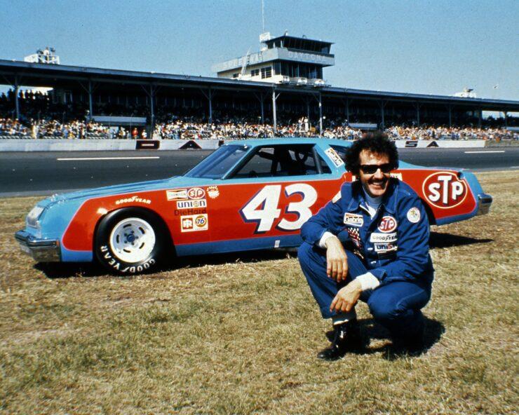 1981 Daytona 500 Richard Petty 740x592 - Full Race: 1981 Daytona 500