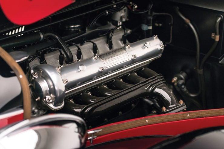 Alfa Romeo 6C 2500 5 740x494 - 1942 Alfa Romeo 6C 2500 SS Spider
