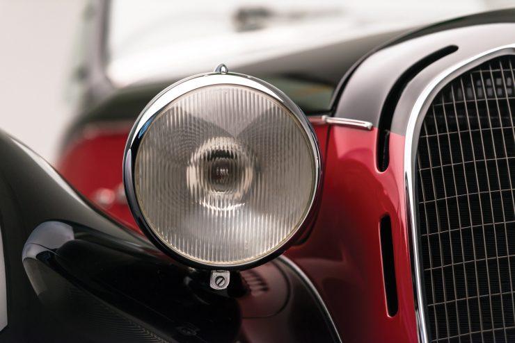 Alfa Romeo 6C 2500 7 740x494 - 1942 Alfa Romeo 6C 2500 SS Spider