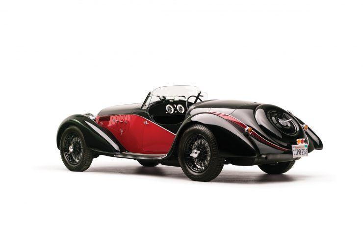 Alfa Romeo 6C 2500 740x459 - 1942 Alfa Romeo 6C 2500 SS Spider