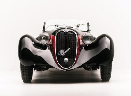 Alfa Romeo 6C 2500 Front 450x330 - 1942 Alfa Romeo 6C 2500 SS Spider