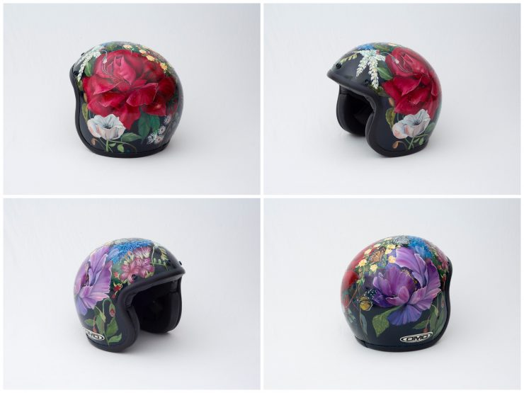 Amy Roser 740x555 - Twenty / 20 Helmet Art Exhibition