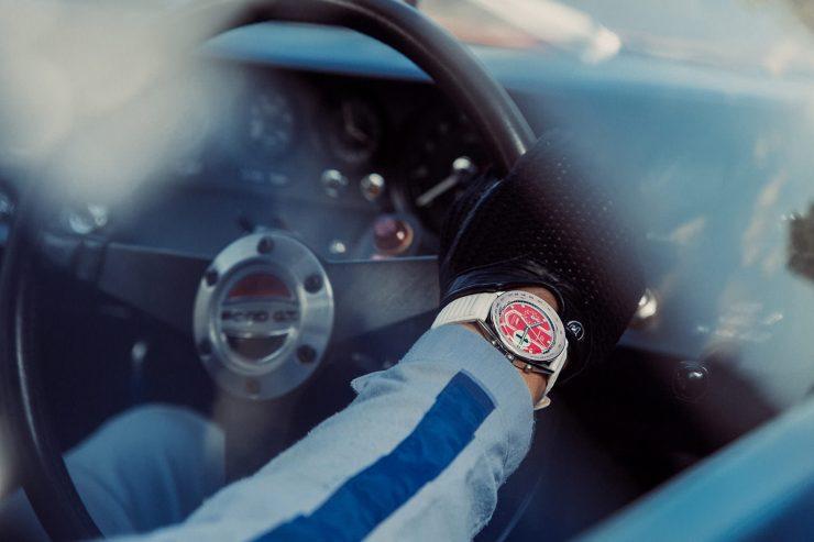 Autodromo x Ford GT Endurance Chronograph 4 740x493 - Autodromo x Ford GT Endurance Chronograph
