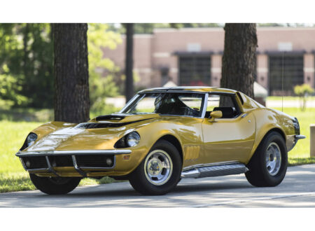 Baldwin Motion Chevrolet Corvette 450x330 - 1969 Baldwin Motion Phase III GT Corvette
