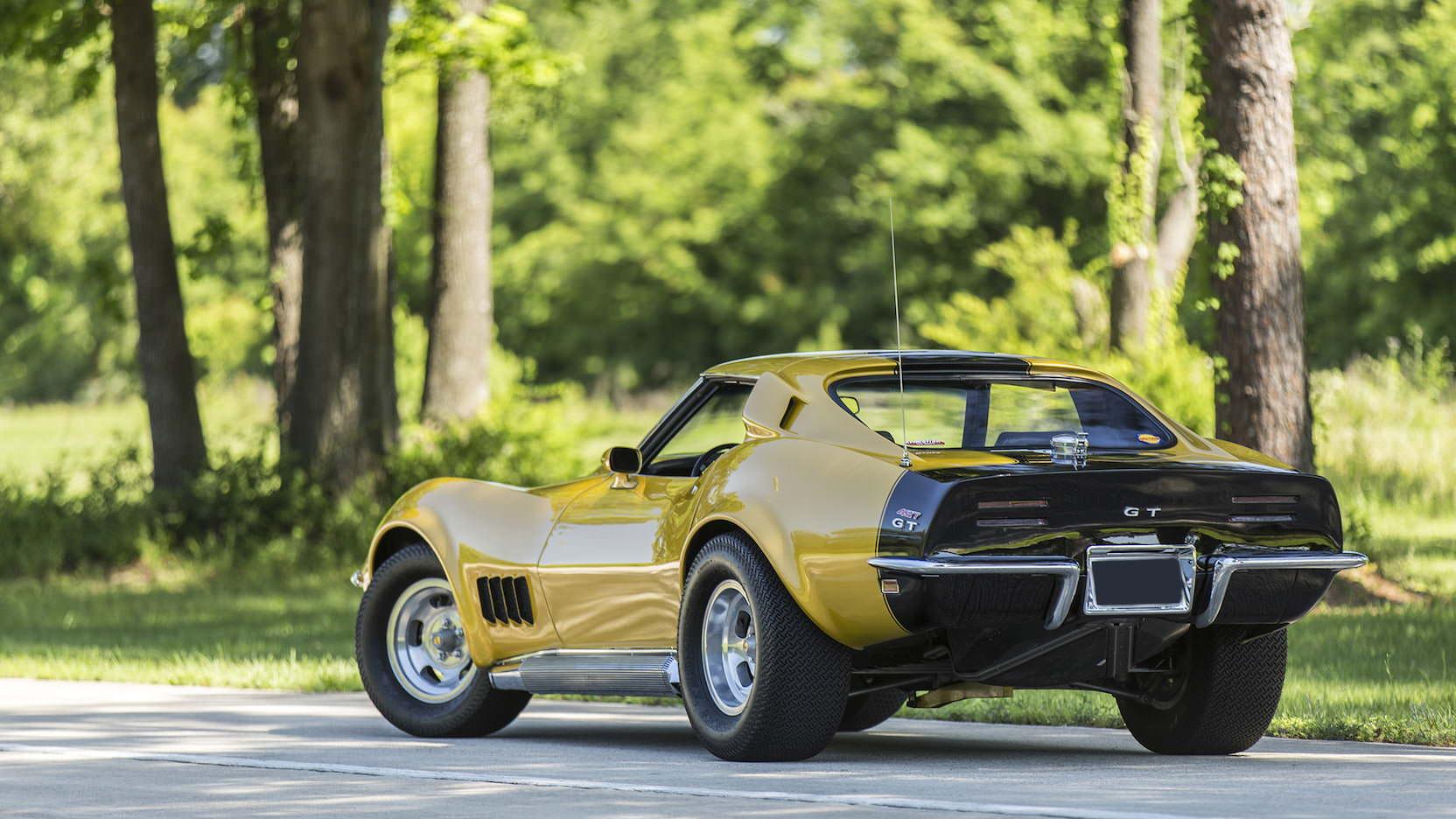 1969 Baldwin Motion Phase III GT Corvette