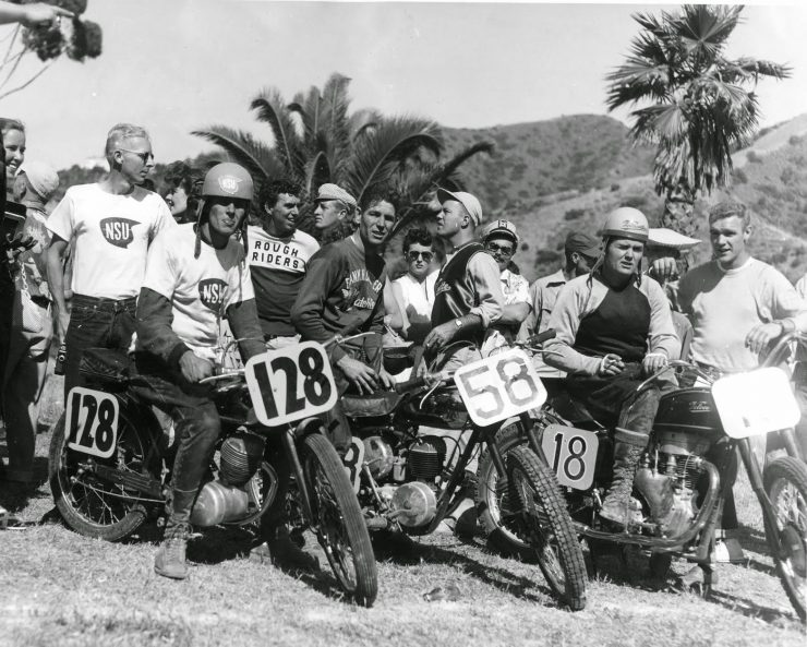Catalina Grand Prix Motorcycle Race 2 740x593 - 1957 Catalina Grand Prix Motorcycle Race