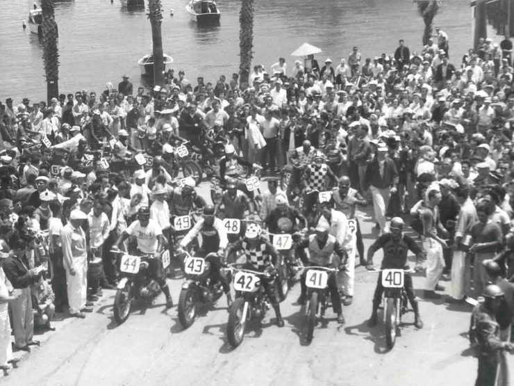 Catalina Grand Prix Motorcycle Race 3 740x555 - 1957 Catalina Grand Prix Motorcycle Race