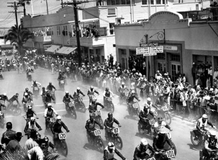 Catalina Grand Prix Motorcycle Race 450x330 - 1957 Catalina Grand Prix Motorcycle Race