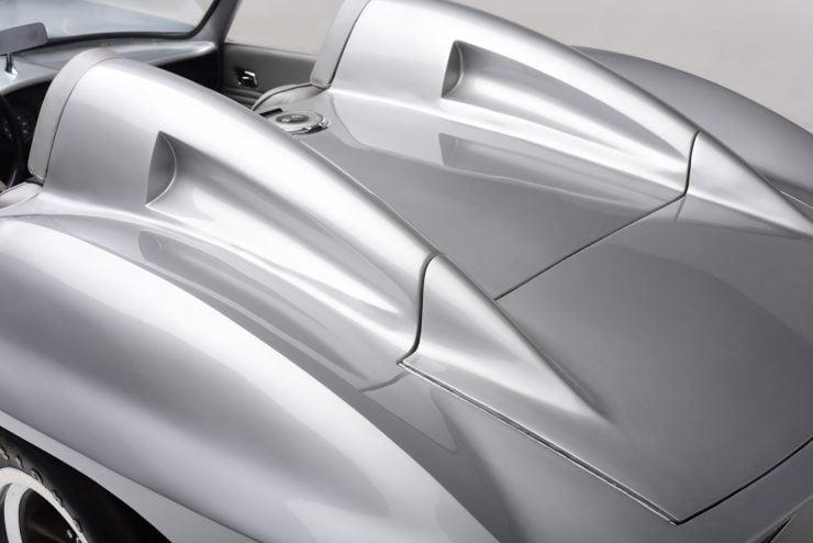 Chevrolet Centurion Corvette Rear Deck 740x494 - 1958 Fiberfab Centurion Corvette