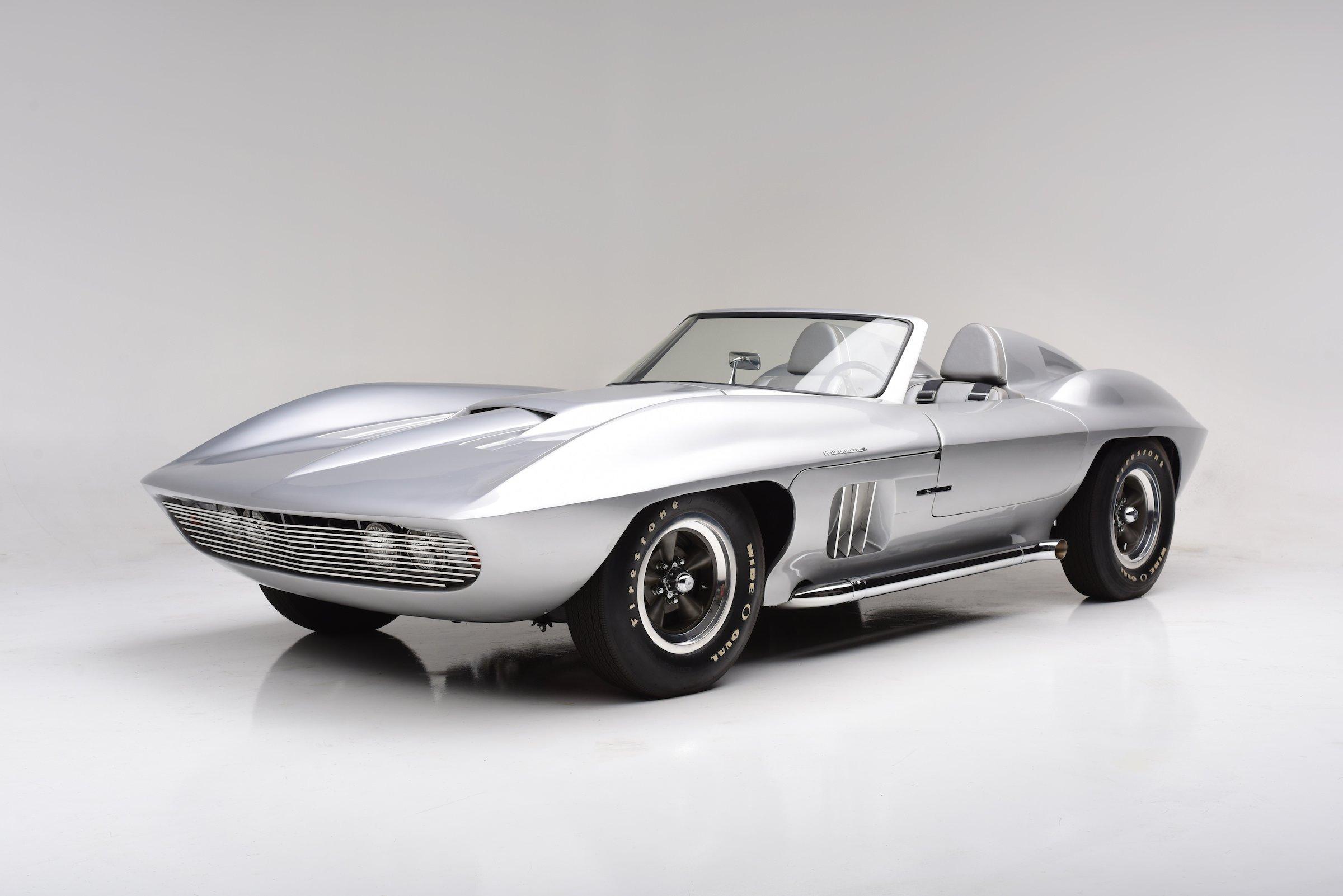 2017 Corvette Stingray >> 1958 Fiberfab Centurion Corvette