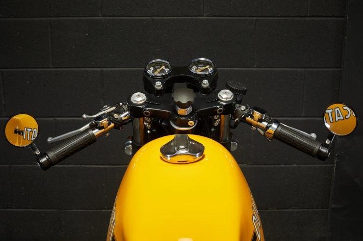 Ducati 450 Desmo 11 740x493 - 1974 Ducati 450 Desmo MK 3