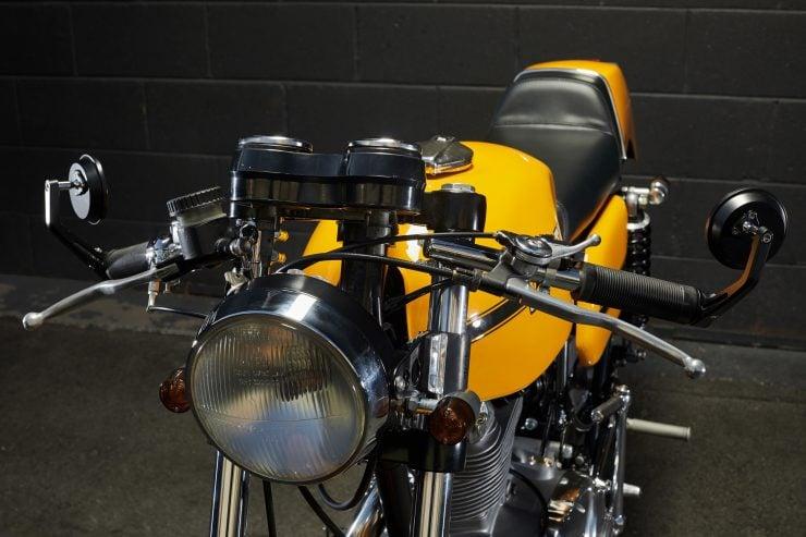 Ducati 450 Desmo 12 740x493 - 1974 Ducati 450 Desmo MK 3