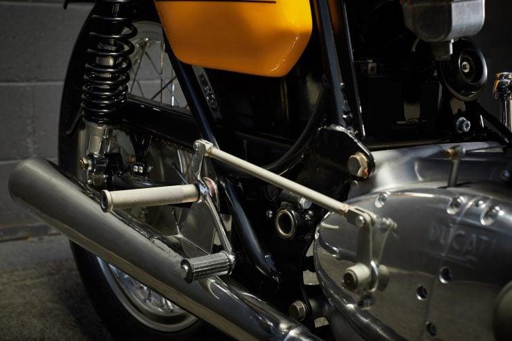 Ducati 450 Desmo 14 740x493 - 1974 Ducati 450 Desmo MK 3