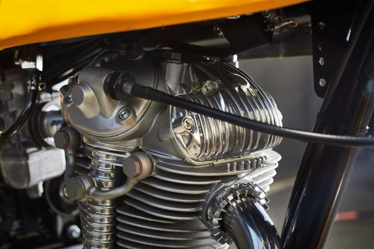 Ducati 450 Desmo 15 740x493 - 1974 Ducati 450 Desmo MK 3