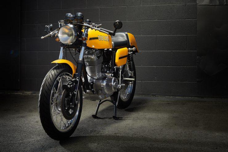 Ducati 450 Desmo 18 740x493 - 1974 Ducati 450 Desmo MK 3