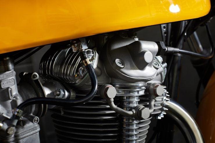Ducati 450 Desmo 5 740x493 - 1974 Ducati 450 Desmo MK 3