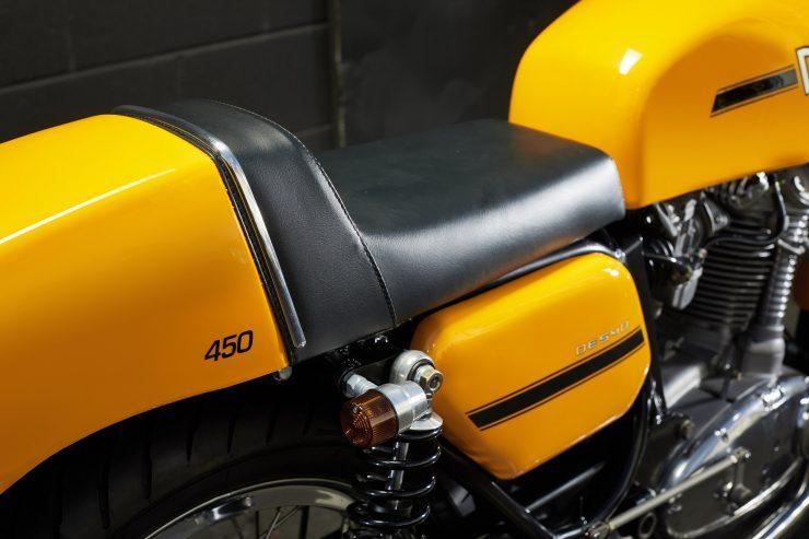Ducati 450 Desmo 6 740x493 - 1974 Ducati 450 Desmo MK 3