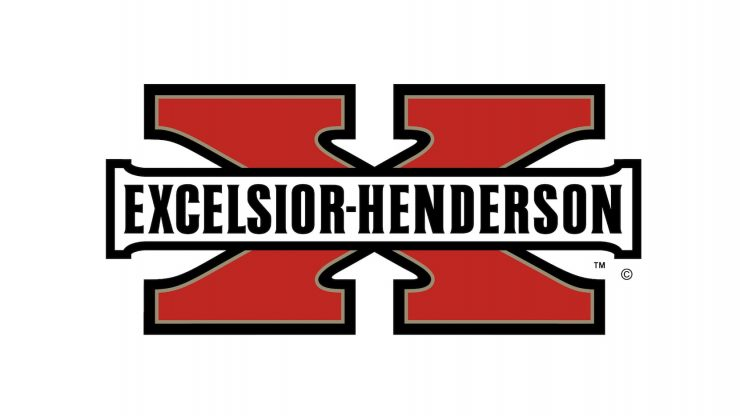 Excelsior Henderson Brand Logo 740x416 - Buy The Excelsior-Henderson Motorcycle Brand