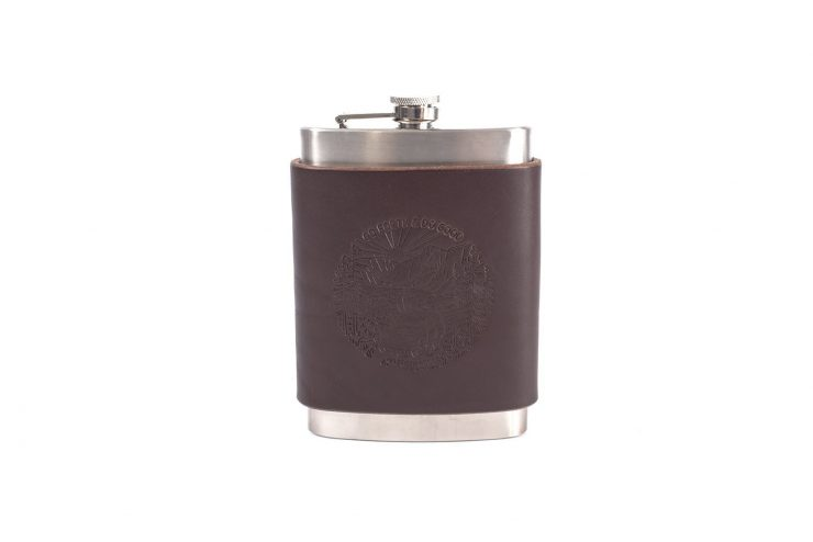 Flask mocha low 740x494 - Go Forth & Do Good Flask