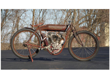 Indian Twin Board Track Racer 450x330 - Project Bike: 1915 Indian Twin Board Track Racer