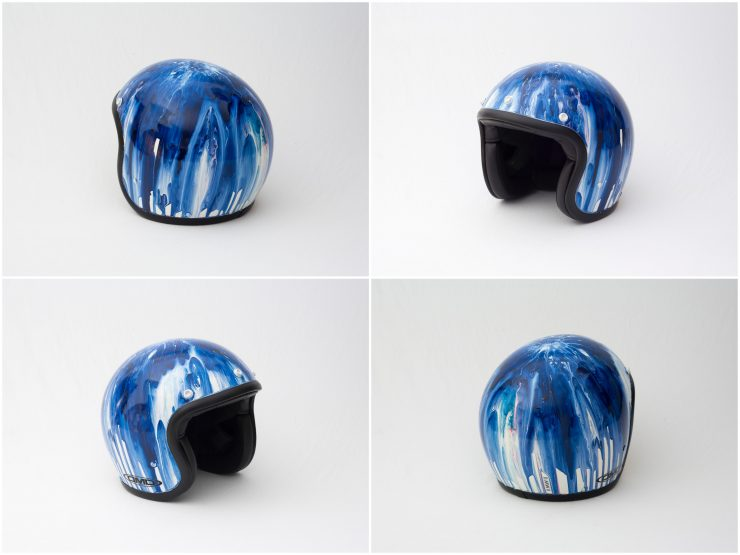 Ingrid Wilson 740x555 - Twenty / 20 Helmet Art Exhibition