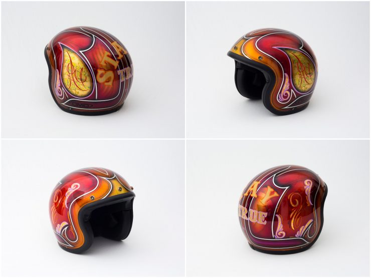 Kyle Smith 740x555 - Twenty / 20 Helmet Art Exhibition