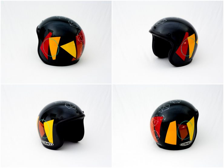 M Lon 740x555 - Twenty / 20 Helmet Art Exhibition