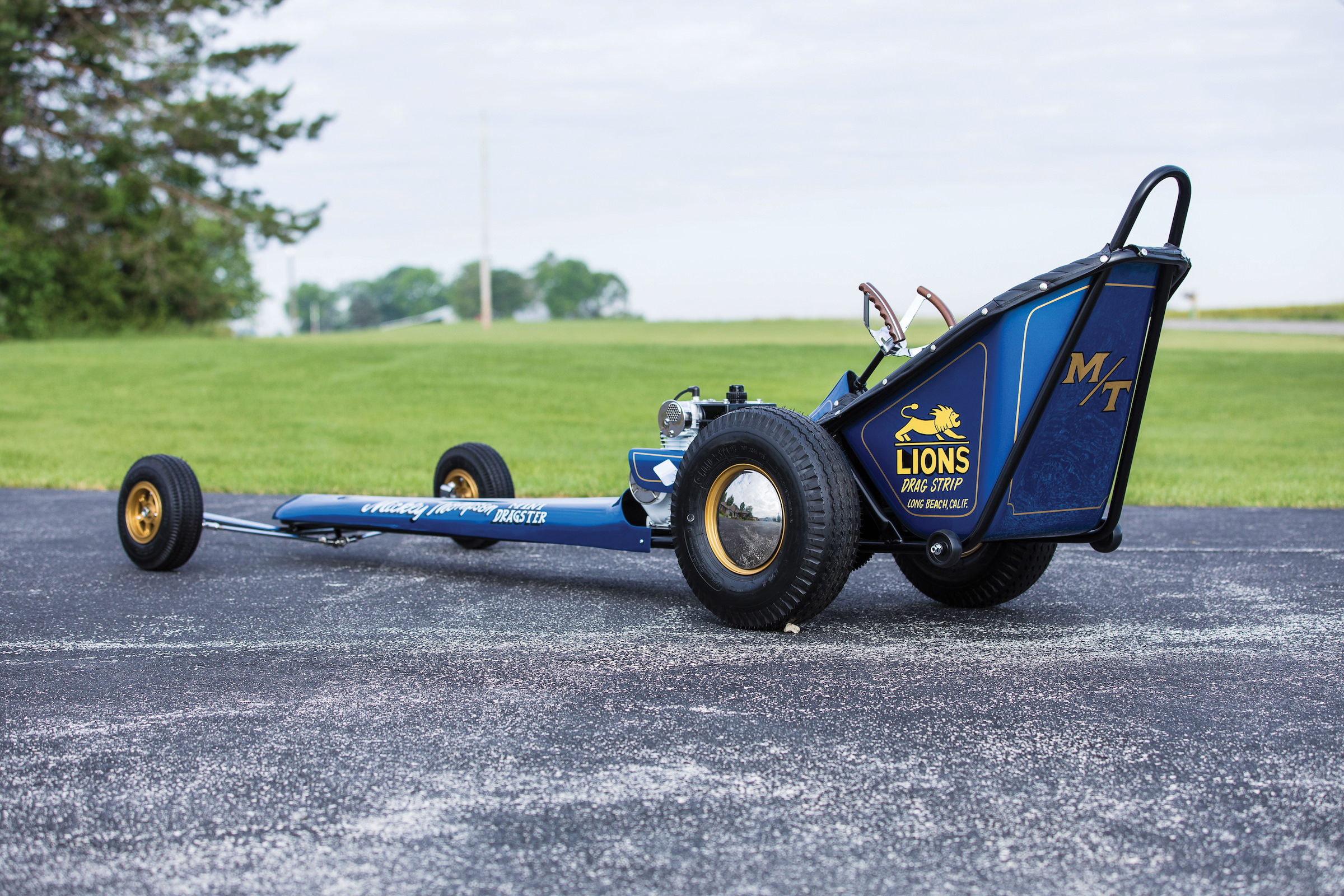 1970 Mickey Thompson Mini Dragster