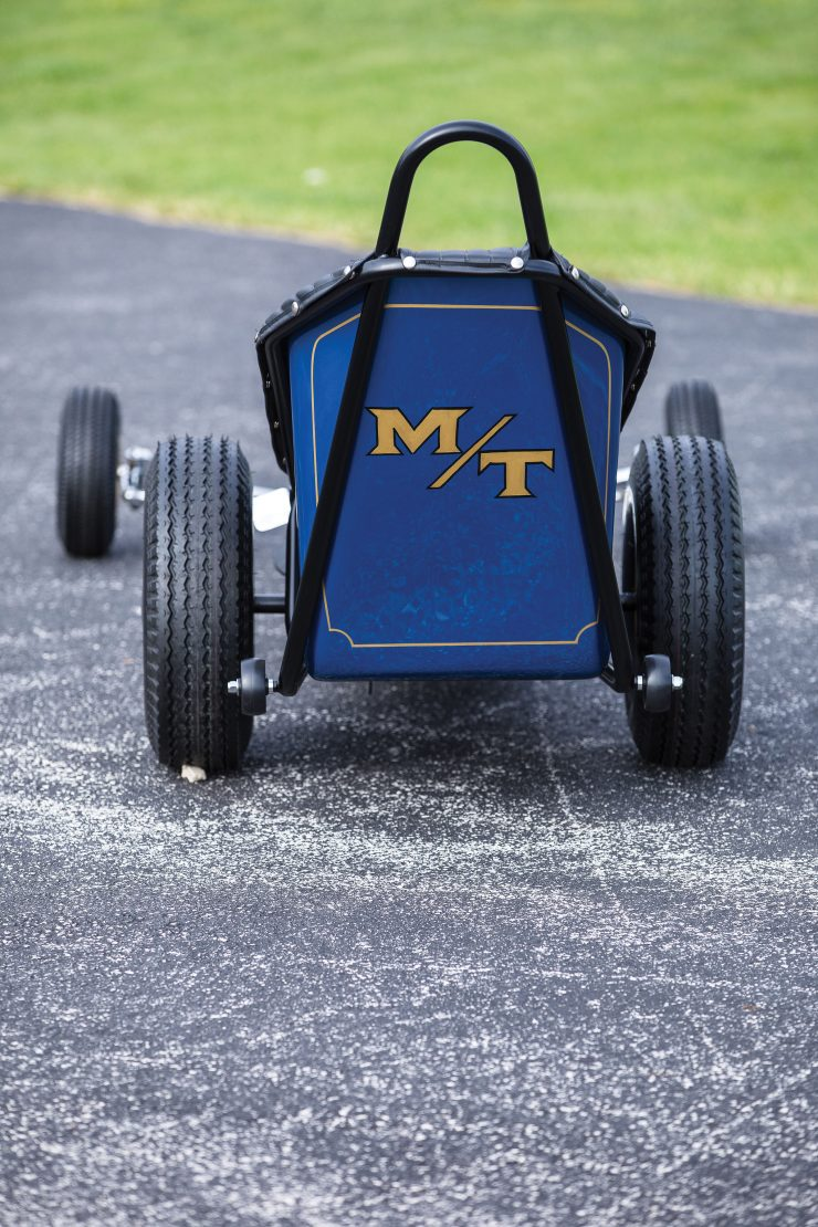 Mickey Thompson Mini Dragster. 8 1 740x1110 - 1970 Mickey Thompson Mini Dragster