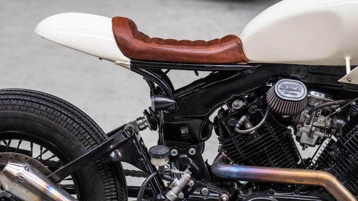 Moto Adonis Yamaha TR1 Cafe Racer 4 740x416 - Moto Adonis Yamaha TR1 Cafe Racer
