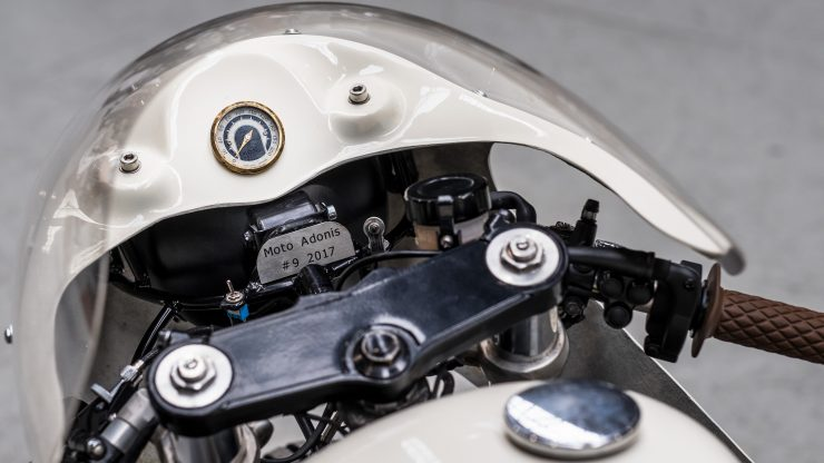 Moto Adonis Yamaha TR1 Cafe Racer 6 740x416 - Moto Adonis Yamaha TR1 Cafe Racer