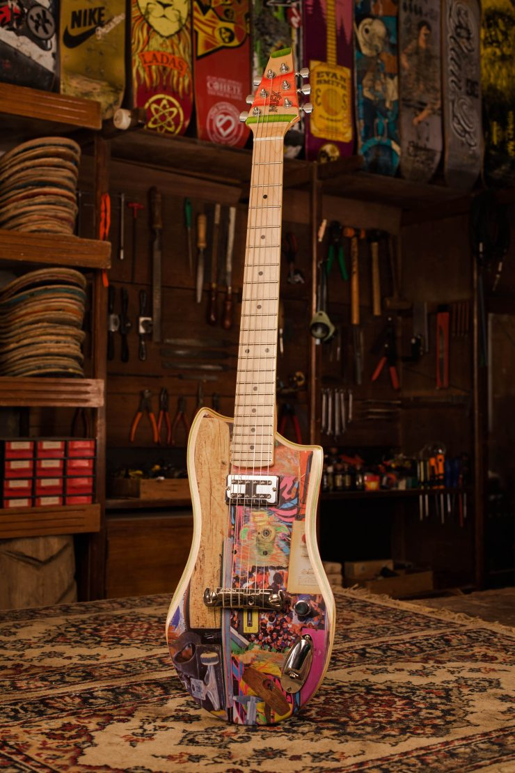 Musk Skateboard Guitars 16 740x1110 - Musk Skateboard Guitars