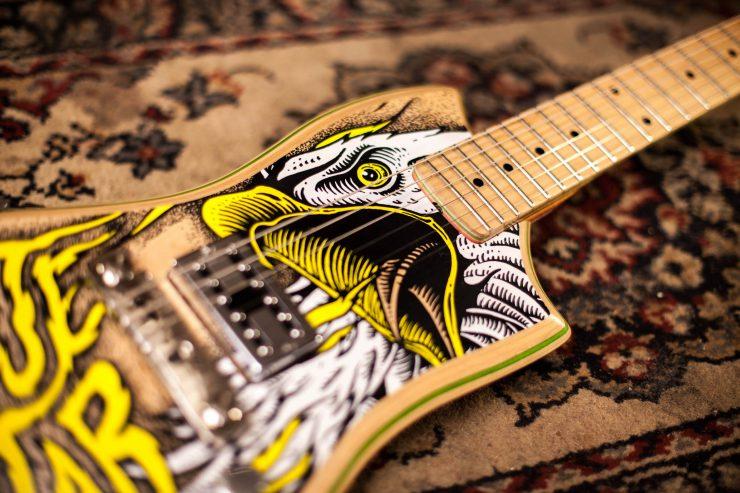 Musk Skateboard Guitars 3 1 740x493 - Musk Skateboard Guitars