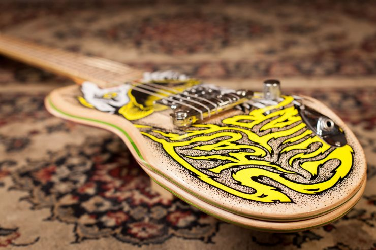 Musk Skateboard Guitars 8 1 740x493 - Musk Skateboard Guitars