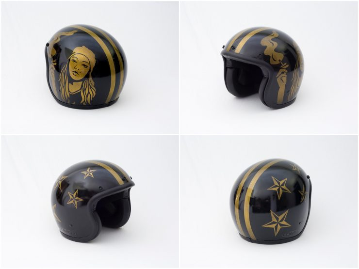 Nev Sety 740x555 - Twenty / 20 Helmet Art Exhibition
