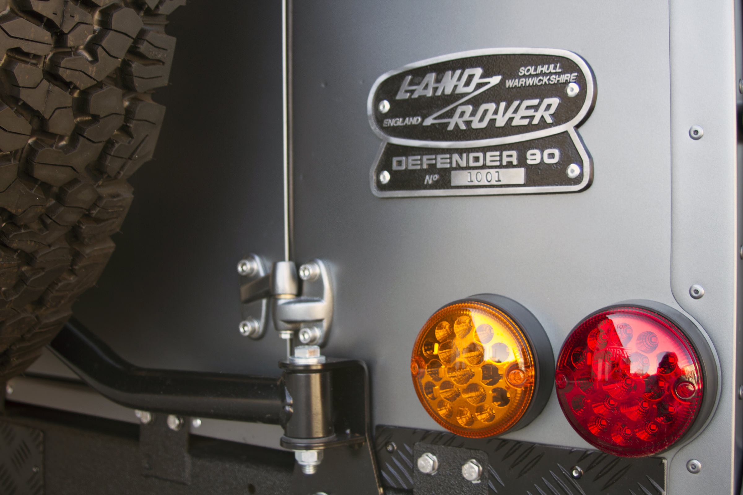 Project Millenium Falcon 430 Hp Land Rover Defender Lights Follow East Coast On Facebook Twitter Instagram