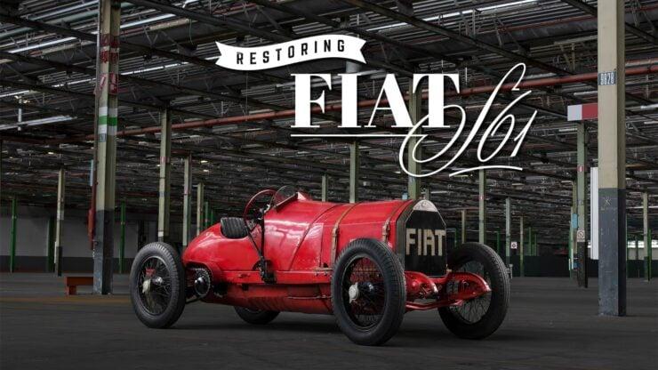 Restoring Fiat S61 740x416 - Restoring The 10-Litre FIAT S61