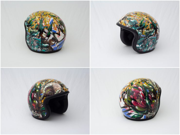 Scott Marsh 740x555 - Twenty / 20 Helmet Art Exhibition
