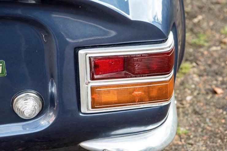 TVR Vixen 2500 Car 9 740x494 - 1971 TVR Vixen 2500