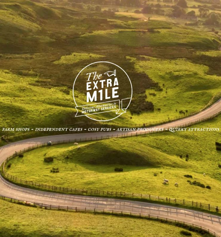 The Extra Mile Delicious Alternatives To Motorway Services Book 740x792 - The Extra Mile - Delicious Alternatives To Motorway Services