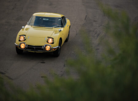 Toyota 2000GT 20 450x330 - The Rare Toyota 2000GT