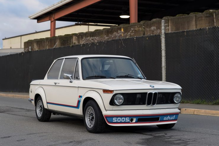 bmw 2002 turbo car 11 740x493 - 1974 BMW 2002 Turbo - The Mighty Little BMW That Started It All