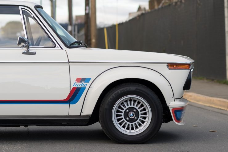 bmw 2002 turbo car 12 740x493 - 1974 BMW 2002 Turbo - The Mighty Little BMW That Started It All