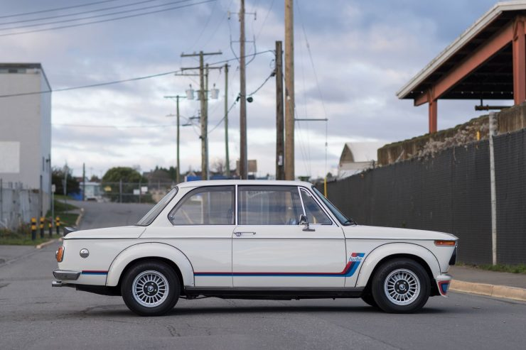 bmw 2002 turbo car 17 740x493 - 1974 BMW 2002 Turbo - The Mighty Little BMW That Started It All