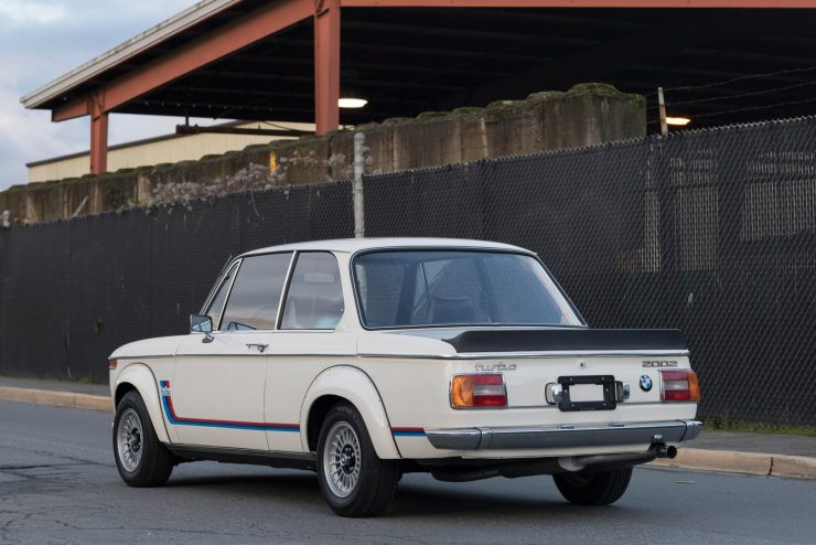 bmw 2002 turbo car 2 740x494 - 1974 BMW 2002 Turbo - The Mighty Little BMW That Started It All