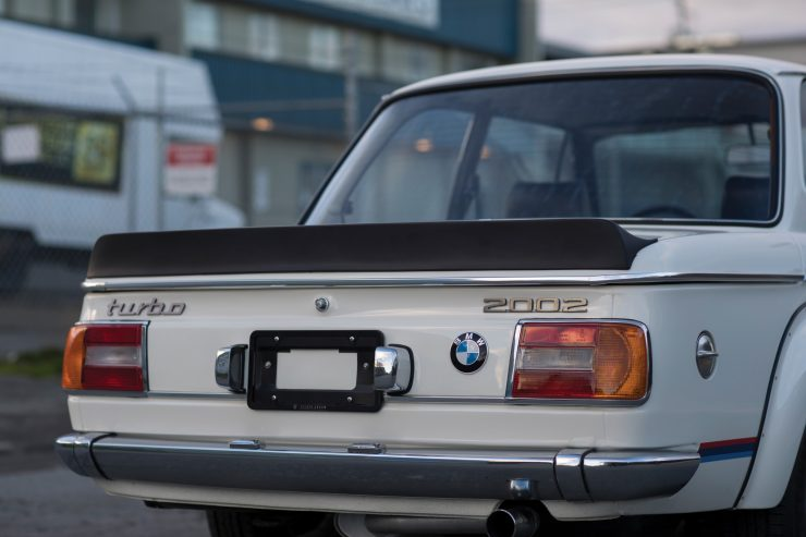 bmw 2002 turbo car 21 740x493 - 1974 BMW 2002 Turbo - The Mighty Little BMW That Started It All
