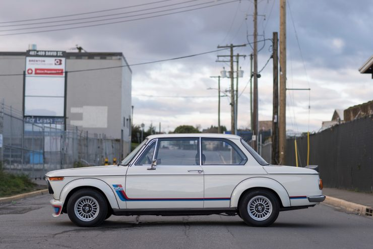 bmw 2002 turbo car 22 740x494 - 1974 BMW 2002 Turbo - The Mighty Little BMW That Started It All